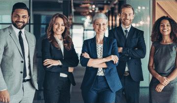 Top 5 Benefits of Embracing a Diverse Executive Workforce